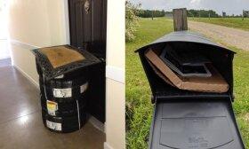 Blogiausi paštininkai pasaulyje: jiems patikėti savo siuntinių nenorėtumėte