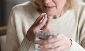 Priklausomybė nuo raminamųjų: padidintas pavojus vyresnio amžiaus žmonių gretose