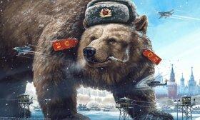Politinio karo ginklai: Rusijos ir Vakarų šalių politinės kovos