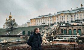 Peterhofas (nuotr. iš instagram.com/mantas.br/)
