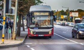 Panevėžyje į kapines veš specialiais autobusų reisais