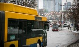 Vilnius perka dar 10 naujų autobusų
