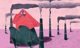 Viskas apie klimato kaitą: praeitis, dabartis ir ateitis