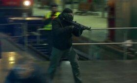 Vokietijos policija mokosi atremti teroristinę ataką