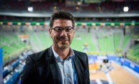 NBA duris pravers dar vienas treneris iš Europos