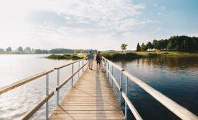 Gražiausia Lietuvos sala