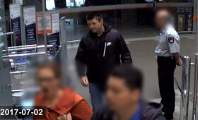 Policija ieško vyro, kuris gali grąžinti dingusią garso kolonėlę