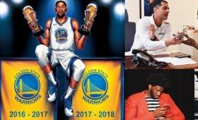 Nuotaikos po NBA finalo: kosminis krepšinis, nuostaba dėl MVP ir LeBrono vilionės
