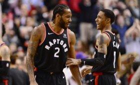 """Neįtikėtina """"Raptors"""" atsarginio karjera: trys sezonai – trys čempiono titulai"""