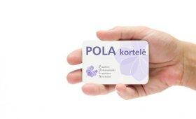 """""""POLA"""" kortelių turėtojams suteikta nuolaida vietinio susisiekimo autobusų bilietams"""