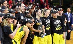 Moterų NBA superfinale – rekordinė tritaškių audra ir Siatlo ekipos triumfas