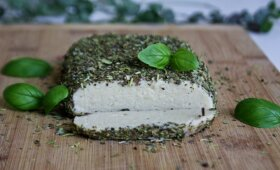 Anakardžių riešutų sūris per 10 minučių