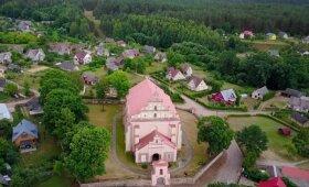 Merkinės Švč. Mergelės Marijos Ėmimo į dangų bažnyčia