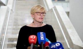 Sunkų sprendimą priėmusi Ingrida Šimonytė: mane privertė apsispręsti trys svarbiausi dalykai