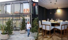 Sostinėje atsidarė restoranas, kuris įkandamas ne kiekvienam: šampanas čia kainuoja net 1490 eurų