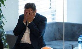 Kol Petras Gražulis bus Žmogaus teisių komitete, Seimo nariai atsisako ten dirbti