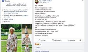 """""""Valstietės"""" feisbuke – pašiepiantis eilėraštis protesto prie Seimo dalyviams: snukiaknygės, pūkuoti teletabiai"""