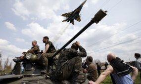 Europa nebegali adaptuotis prie kruvinų konfliktų realybės: patarimas Lietuvai – laikytis Vokietijos