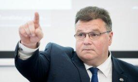 L. Linkevičius palieka partiją