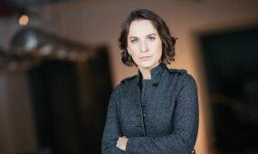 Indrė Makaraitytė. Vienoje pusėje – galingi ūkiai, o kitoje – ištuštėjusi Lietuva
