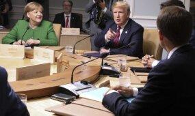 JAV pagaliau sudėliojo visus taškus dėl Krymo