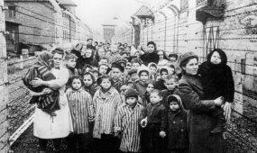 Per stebuklą išsigelbėjęs Šilalės žydas apie budelius lietuvius: žinau jų pavardes