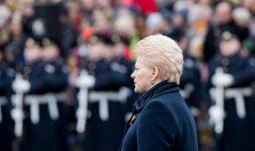 Dalia Grybauskaitė'