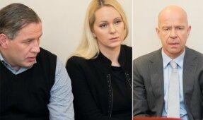 Darius Šulskis, Patricija Šulskienė ir Ignas Staškevičius'
