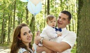 Laura su šeima'