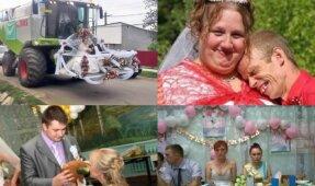 Juokingos vestuvių akimirkos '