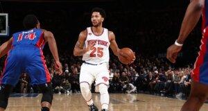 """NBA superžvaigžde buvęs D. Rose'as palieka """"Knicks"""" ir žais """"Cavaliers"""""""