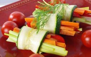 Ką mitybos specialistė galvoja apie vegetarus