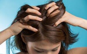 Galvos odos niežulys – požymis, kad naudojate netinkamas priemones