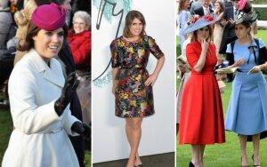 Princesės Eugenie stilius: ko galime tikėtis iš būsimosios karališkosios nuotakos? (FOTO)