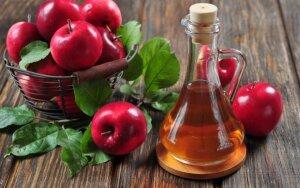 Obuolių actas: nauda ir grožiui, ir sveikatai