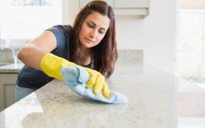 Citrina, actas - puikios valymo priemonės virtuvei bei voniai