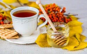 Organizmą valanti arbata ir -5 kg per 3 dienas