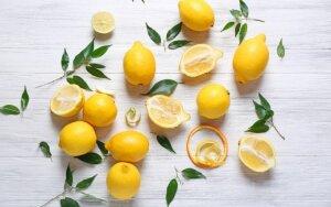 6 būdai, kaip citrina pagelbės jūsų sveikatai
