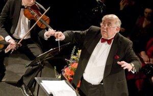 Gimtadienį švenčiantis orkestras kviečia į koncertą