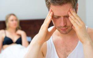 Seksas ir galvos skausmas iš tiesų susiję
