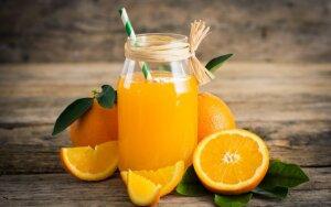 Kodėl apelsinas geriau nei vitamino C piliulė
