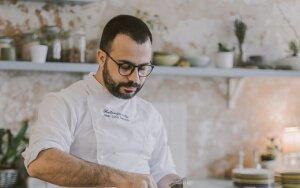 Šefas Gian Luca Demarco: itališka virtuvė išgyvena renesansą