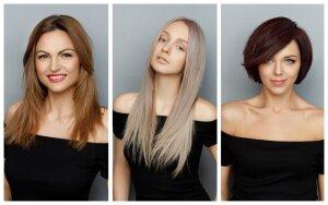 Kokios plaukų dažymo tendencijos vyraus šiemet?