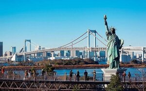Keliaukime. Niekada nemiegantis Niujorkas