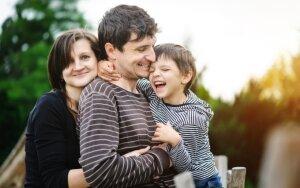 Ar įmanoma pamilti svetimą vaiką?