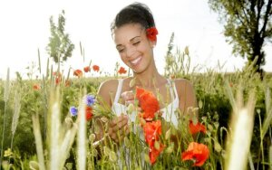 Kvapnios ir natūralios dovanos - iš gamtos. Laimėtojos