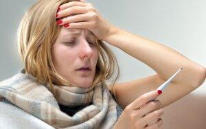Požymiai, padėsiantys atpažinti, kad jums - gripas