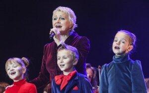 N. Čereškevičienė: esu įsitikinusi, kad mūsų dainos daro pasaulį geresniu