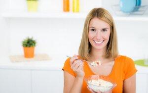 Pusryčių klaidos norintiems būti sveikiems ir sulieknėti. Konsultuoja dietistė