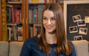 Lina Anušauskienė apie santuoką: dvi stiprios asmenybės vienuose namuose negalėtų gyventi